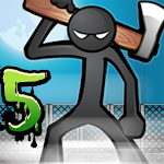 Download Anger of stick 5 : zombie APK
