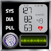 Download Blood Pressure Diary : BP Logger Scan Test Tracker APK
