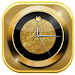 Download Luxury Clock Gold APK