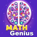 Cover Image of Download Math Genius - Math Riddles & IQ Puzzle Brain Game APK