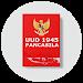 Pancasila dan UUD 1945 Amandemen I-IV Terbaru
