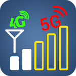 Cover Image of Download Chart signals & Network speed test 3g 4g 5g Wi-Fi APK