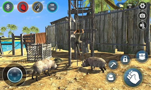 Download Raft Survival 3d Crafting In Ocean Apk Android Games And Apps