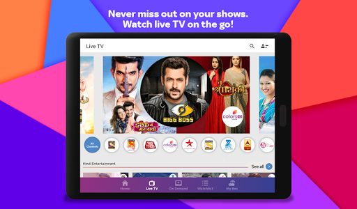 Download Tata Sky Mobile- Live TV, Movies, Sports, Recharge APK