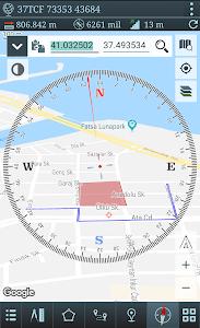Download Mgrs & Utm Map APK
